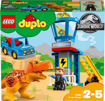 LEGO Duplo Jurassic World - T. rex Aussichtsplattform (10880)