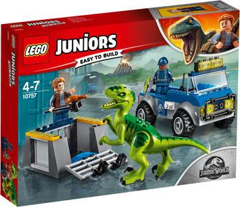 LEGO Juniors Jurassic World - Raptoren Rettungstransporter (10757)