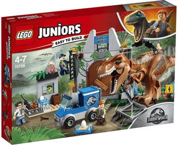 LEGO Juniors - Ausbruch des T. rex (10758)