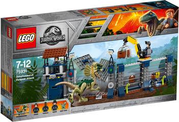 LEGO Jurassic World - Angriff des Dilophosaurus (75931)