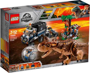 LEGO Jurassic World - Carnotaurus - Flucht in der Gyrosphere (75929)