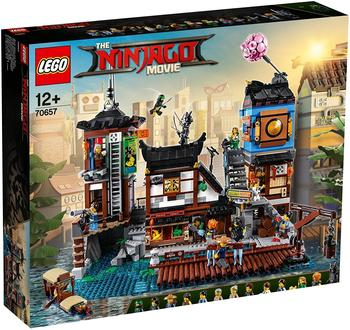 LEGO Lego® Ninjago City Hafen