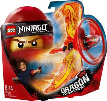 LEGO Lego® Ninjago 70647 Drachenmeister Kai