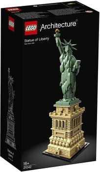 LEGO Architecture - Freiheitsstatue (21042)