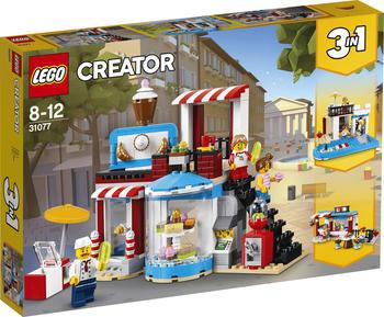 LEGO Lego® Creator 31077 Modulares Zuckerhaus