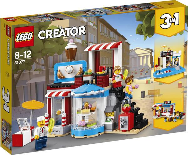 LEGO Creator - 3 in 1 Modulares Zuckerhaus (31077)