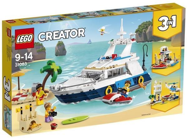 LEGO Creator - 3 in 1 Abenteuer auf der Yacht (31083)