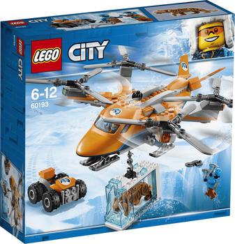 LEGO City - Arktis-Frachtflugzeug (60193)