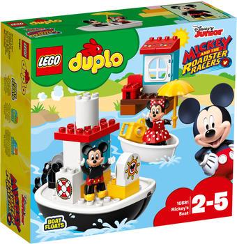LEGO Duplo - Disney Mickys Boot (10881)