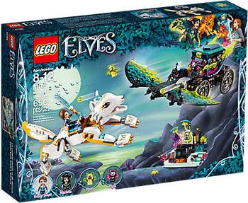 LEGO Elves Finale Auseinandersetzung zwischen Emily und Noctura