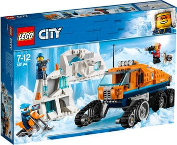 LEGO LEGO® City Arktis-Erkundungstruck