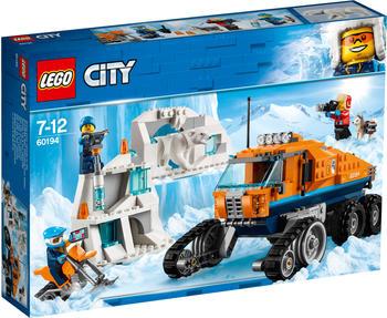 LEGO City - Arktis-Erkundungstruck (60194)