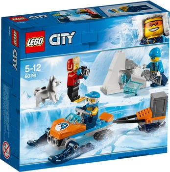 LEGO LEGO® City Arktis-Expeditionsteam