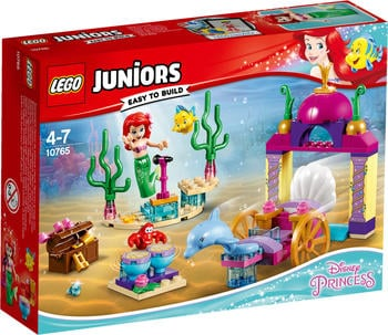 LEGO Juniors Arielles Unterwasser-Konzert 10765