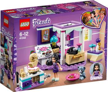 LEGO LEGO® Friends Emmas Zimmer 41342