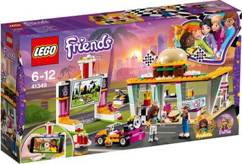 LEGO Friends Burgerladen 41349