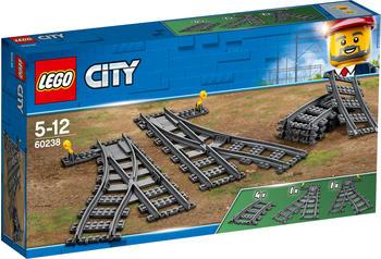 LEGO City - Weichen (60238)
