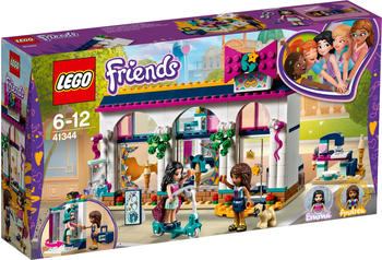 LEGO LEGO® Friends Andreas Accessoire-Laden 41344