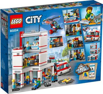 LEGO City - Krankenhaus (60204)