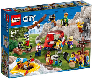 LEGO City - Stadtbewohner Outdoor-Abenteuer (60202)