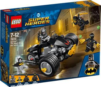 LEGO Lego® Dc 76110 Batman Attacke D Talons