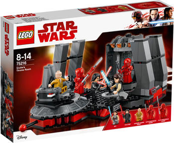 LEGO Lego® Star Wars™ 75216 Snokes Thronsa