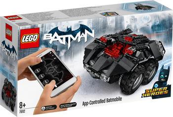 LEGO Lego® Dc 76112 App-Gesteuertes Batmobil