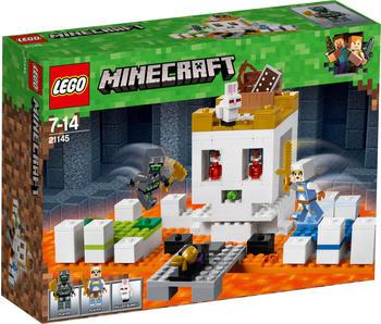 LEGO Lego® Minecraft™ 21145 Die Totenkopfa