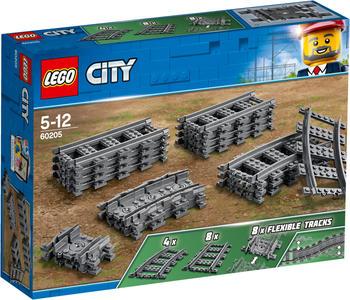 LEGO City - Schienen (60205)