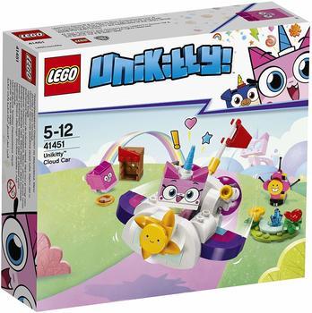 LEGO Unikitty - Einhorn-Kittys Wolkenauto (41451)
