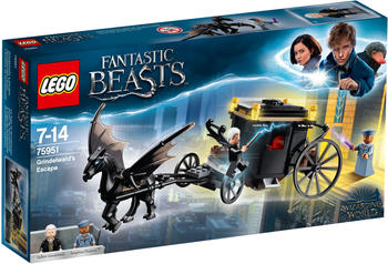 LEGO Harry Potter 75951 Grindelwalds Flucht