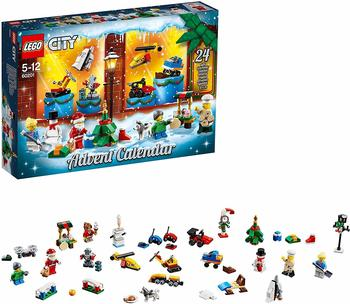 LEGO 60201 City: Adventskalender