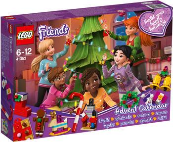 LEGO Adventskalender mit Weihnachtsschmuck