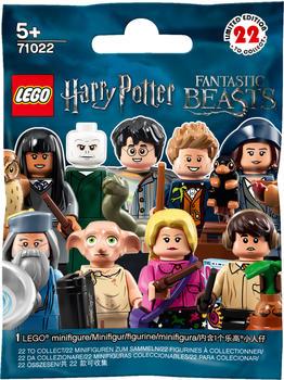 LEGO Minifigures - Harry Potter und phantastische Tierwesen (71022)