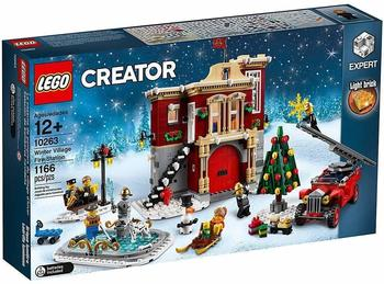 LEGO Creator - Winterliche Feuerwache (10263)