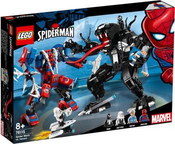 LEGO Spider-Man Spider Mech vs. Venom (76115)