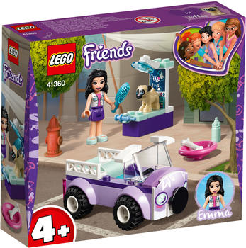 LEGO Friends Emmas mobile Tierarztpraxis (41360)
