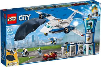 LEGO City - Polizei Fliegerstützpunkt (60210)