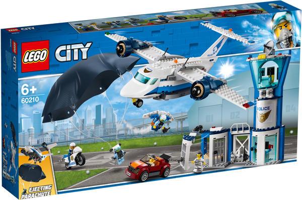 LEGO City Polizei Fliegerstützpunkt (60210)