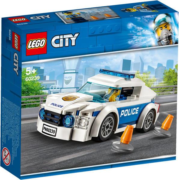LEGO City - Streifenwagen (60239)