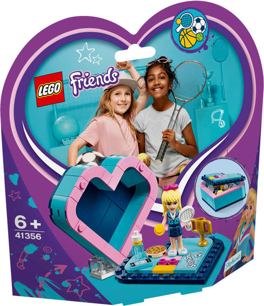LEGO Friends - Stephanies Herzbox (41356)