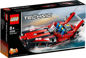 LEGO Technic Rennboot (42089)