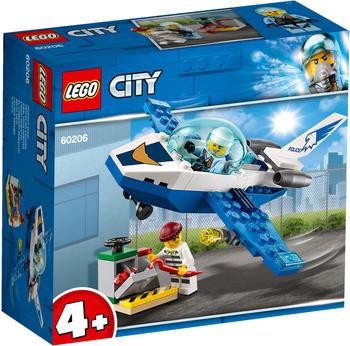 LEGO City - Polizei Flugzeugpatrouille (60206)