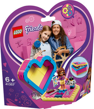 LEGO Friends Olivias Herzbox (41357)