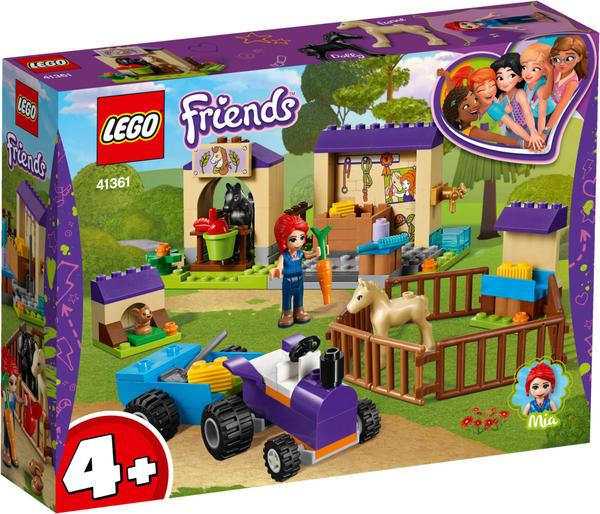 LEGO Friends - Mias Fohlenstall (41361)