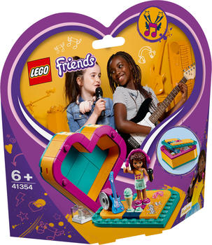 LEGO Friends Andreas Herzbox (41354)