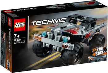 LEGO Technic Fluchtfahrzeug (42090)