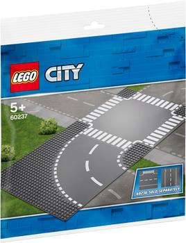 LEGO City Kurve und Kreuzung (60237)