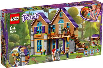 LEGO Friends - Mias Haus mit Pferd (41369)