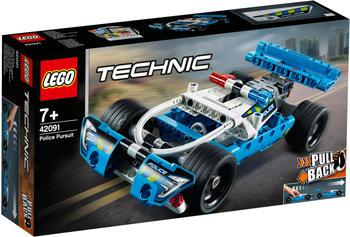 LEGO Technic Polizei-Verfolgungsjagd (42091)
